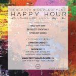 Superior Motors Menu >> Research Development Happy Hour East Shore Pittsburgh