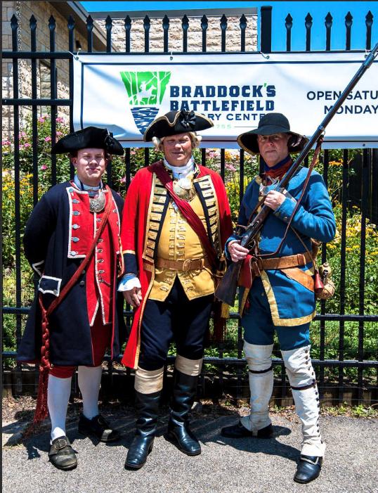 BraddocksBattlefield-Characters