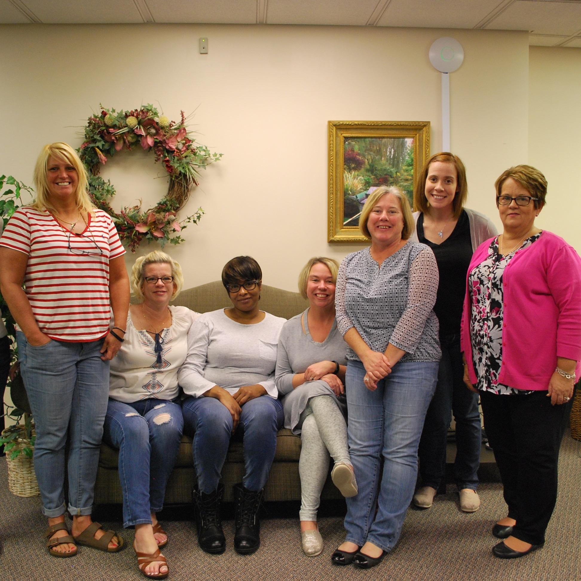 Staff at Rankin Christian Center